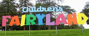 tiny fairyland sign