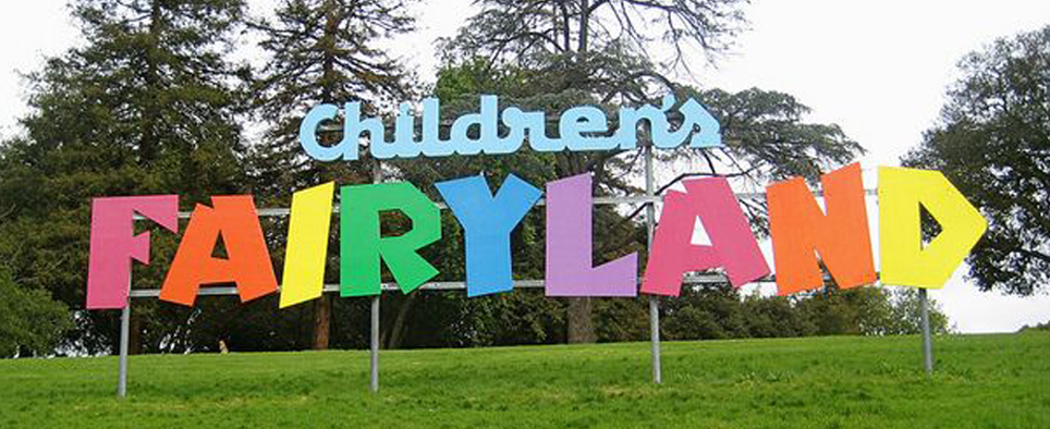 Fairyland sign pic