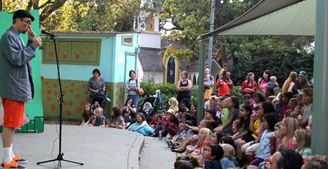 Events & Performances » Children's Fairyland